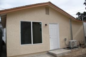 ADU after garage conversion