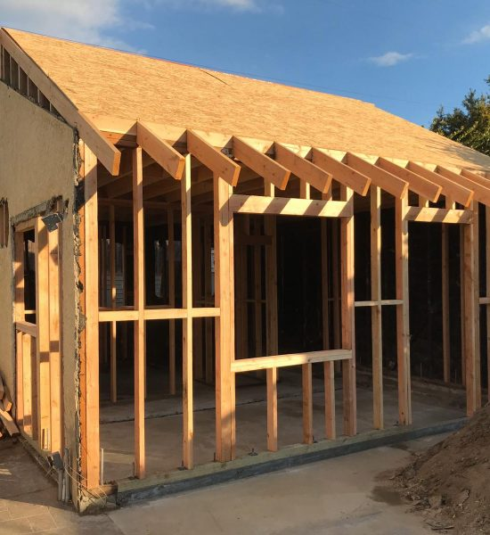 Fast and efficient ADU Construction Alhambra